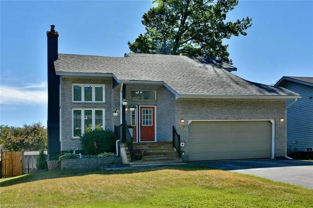 47 Innisbrook Drive, Wasaga Beach, ON L9Z 1G2 (MLS #40131305) :: Forest Hill Real Estate Collingwood