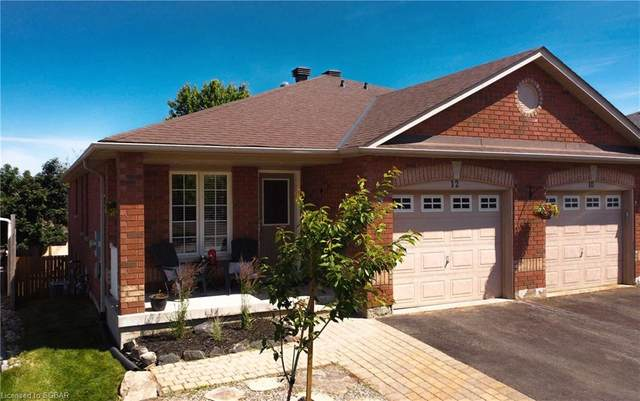 12 Trask Drive, Barrie, ON L4N 5R4 (MLS #40131327) :: Forest Hill Real Estate Inc Brokerage Barrie Innisfil Orillia