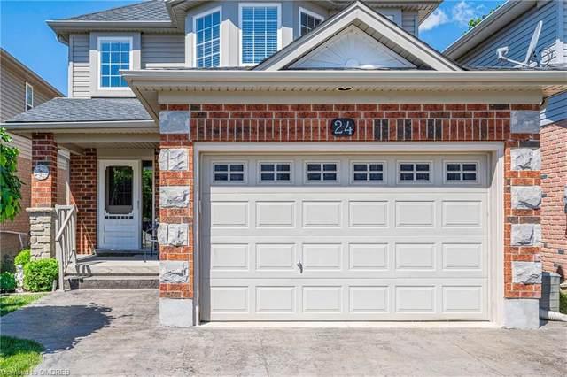 24 Gees Way, Cambridge, ON N3C 4M5 (MLS #40131335) :: Envelope Real Estate Brokerage Inc.