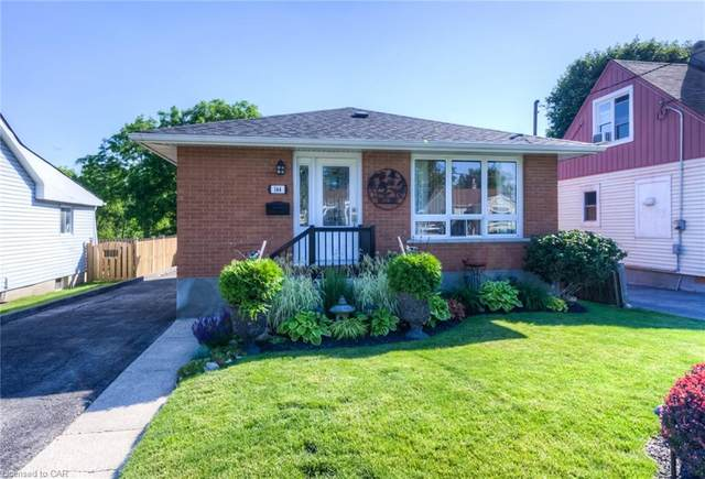 144 Norfolk Avenue, Cambridge, ON N1R 3V2 (MLS #40131370) :: Envelope Real Estate Brokerage Inc.