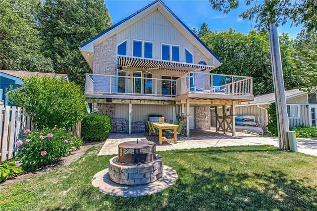 73614 Drysdale Beach Road, Zurich, ON N0M 2T0 (MLS #40131375) :: Envelope Real Estate Brokerage Inc.