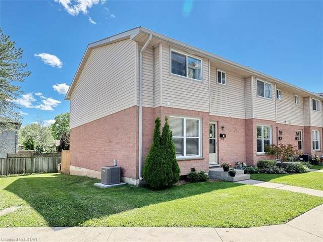 757 Wharncliffe Road S #12, London, ON N6J 2N7 (MLS #40131378) :: Forest Hill Real Estate Collingwood