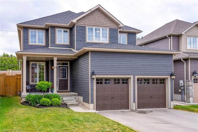 61 Garbutt Crescent, Collingwood, ON L9Y 0H7 (MLS #40131439) :: Forest Hill Real Estate Collingwood