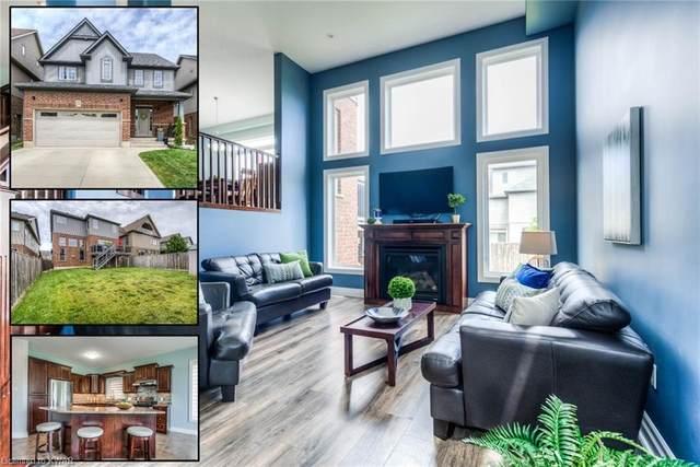 334 Zeller Drive, Kitchener, ON N2A 0B5 (MLS #40131565) :: Envelope Real Estate Brokerage Inc.