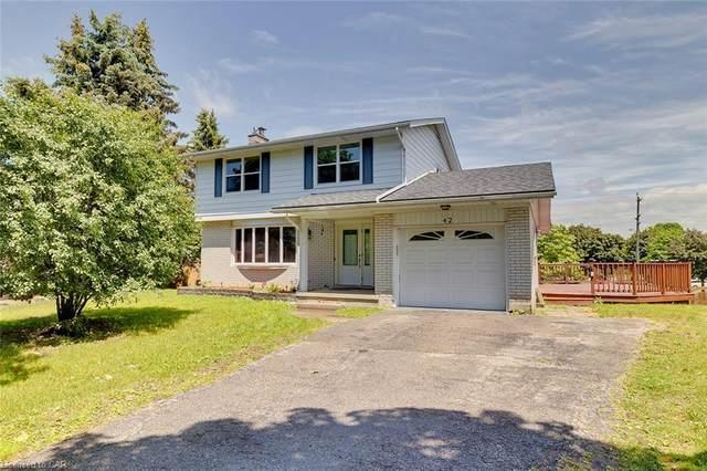 42 Viewmont Close, Kitchener, ON N2A 1K1 (MLS #40131692) :: Envelope Real Estate Brokerage Inc.