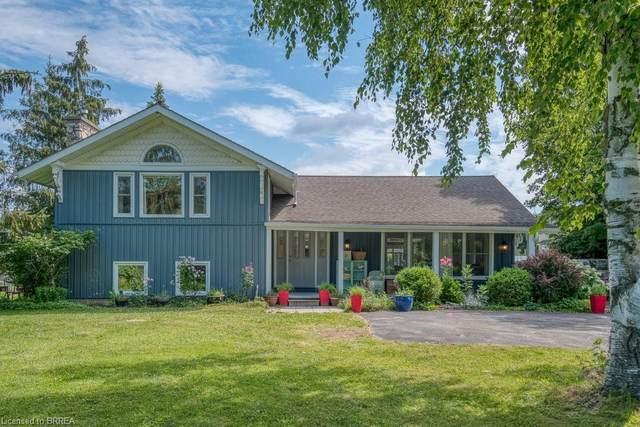 149 Norfolk County Rd 57, Port Ryerse, ON N3Y 4K2 (MLS #40131792) :: Forest Hill Real Estate Collingwood