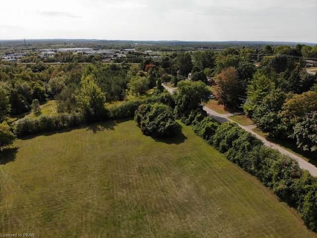 527 Kingdon Avenue, Peterborough, ON K9K 1K4 (MLS #40131824) :: Forest Hill Real Estate Collingwood