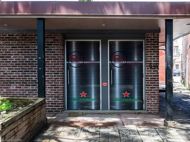 545.5 Richmond Street, London, ON N6A 3E9 (MLS #40131889) :: Envelope Real Estate Brokerage Inc.
