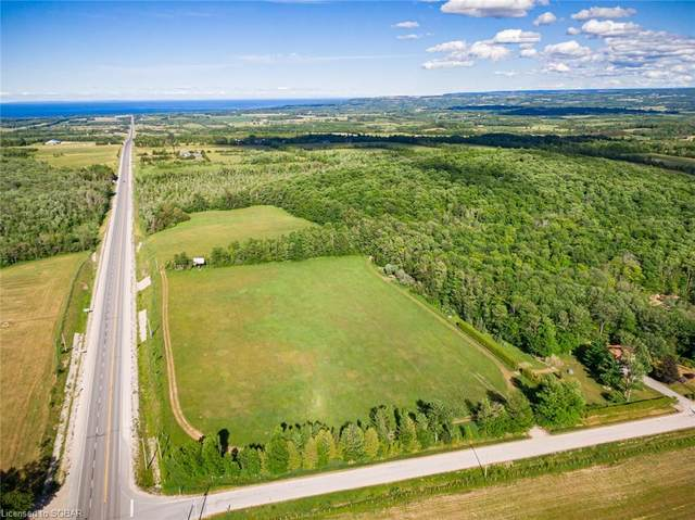 LT 18 12TH Line, Meaford Municipality, ON N4L 1W5 (MLS #40131926) :: Forest Hill Real Estate Collingwood