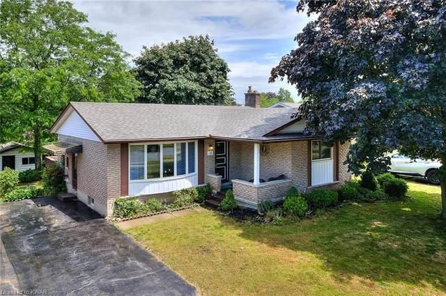 16 Gay Crescent, Kitchener, ON N2A 2C3 (MLS #40132026) :: Envelope Real Estate Brokerage Inc.