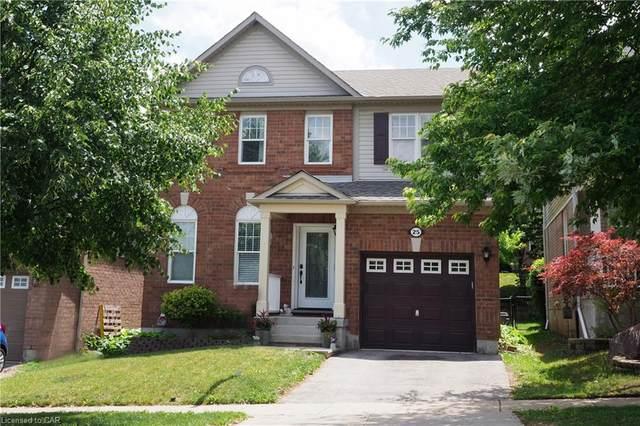 25 Coulthard Boulevard, Cambridge, ON N1T 2E7 (MLS #40132036) :: Envelope Real Estate Brokerage Inc.