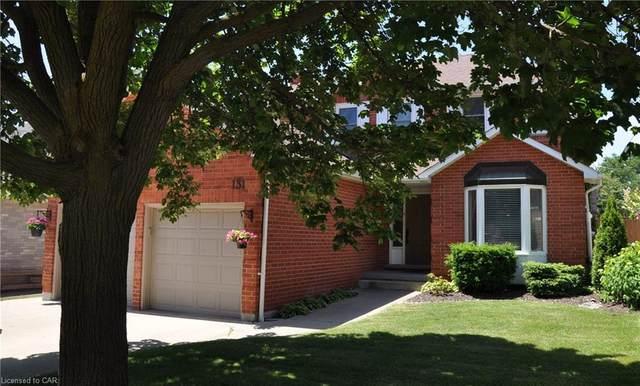 131 Wallace Drive, Cambridge, ON N1T 1K7 (MLS #40132073) :: Envelope Real Estate Brokerage Inc.
