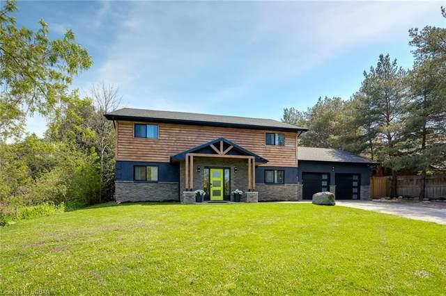 734 Mountain Road, Collingwood, ON L9Y 5G1 (MLS #40132087) :: Envelope Real Estate Brokerage Inc.