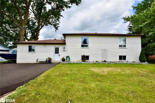 210 Christopher Street, Stayner, ON L0M 1S0 (MLS #40132107) :: Forest Hill Real Estate Collingwood