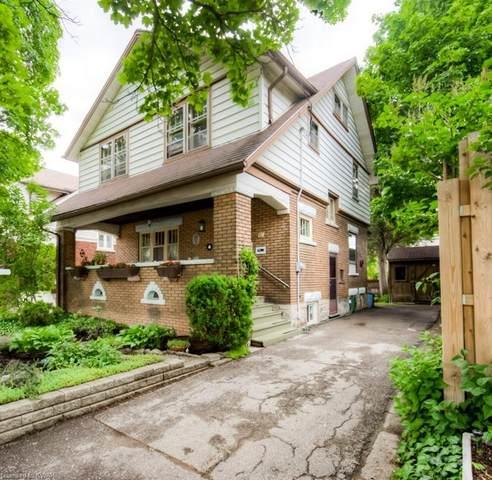 81 Pandora Avenue N, Kitchener, ON N2H 3C4 (MLS #40132147) :: Envelope Real Estate Brokerage Inc.