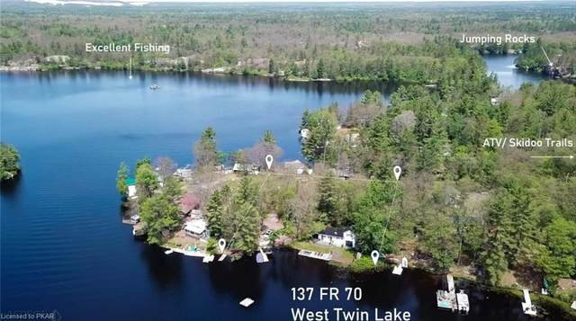 137 Fire Route 70 Road, Havelock-Belmont-Methuen Twp, ON K0L 1Z0 (MLS #40132264) :: Forest Hill Real Estate Collingwood