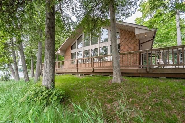 121 Lake Road, Dundalk, ON N0G 1R0 (MLS #40132325) :: Forest Hill Real Estate Collingwood
