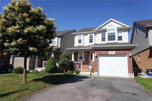 68 Hamer Crescent, Cambridge, ON N3C 4M1 (MLS #40132330) :: Envelope Real Estate Brokerage Inc.