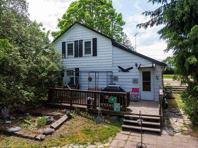 158259 7TH Line, Meaford, ON N4L 0A7 (MLS #40132341) :: Forest Hill Real Estate Collingwood