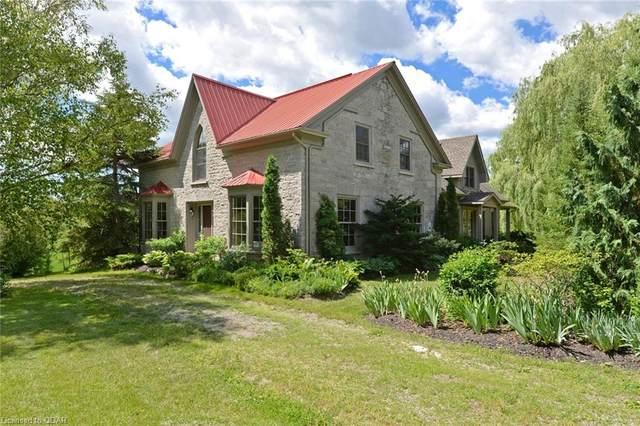 168 Menie Road, Trent Hills, ON K0L 1L0 (MLS #40132486) :: Forest Hill Real Estate Collingwood