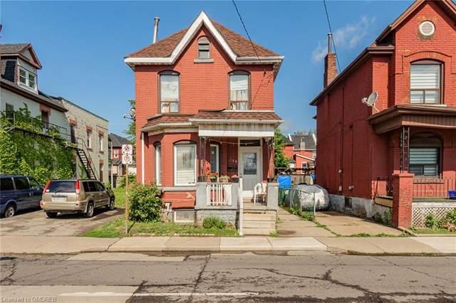 249 Wentworth Street N, Hamilton, ON L8L 5V9 (MLS #40132528) :: Forest Hill Real Estate Collingwood