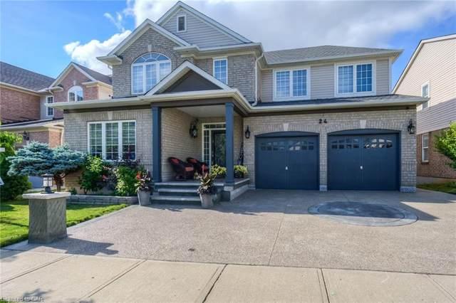 24 Dellgrove Circle, Cambridge, ON N1T 2J8 (MLS #40132605) :: Envelope Real Estate Brokerage Inc.