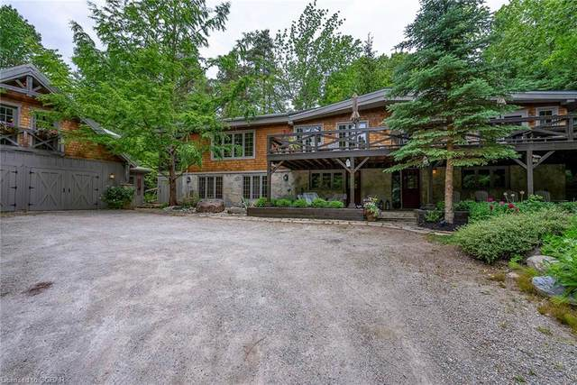 265839 25 Sideroad, Meaford Municipality, ON N4L 1W5 (MLS #40132621) :: Forest Hill Real Estate Collingwood