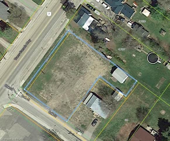 0 Oak Street, Norwood, ON K0L 2V0 (MLS #40132729) :: Forest Hill Real Estate Collingwood