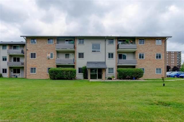 645 Wonderland Road #5, London, ON N6K 1M1 (MLS #40132734) :: Envelope Real Estate Brokerage Inc.