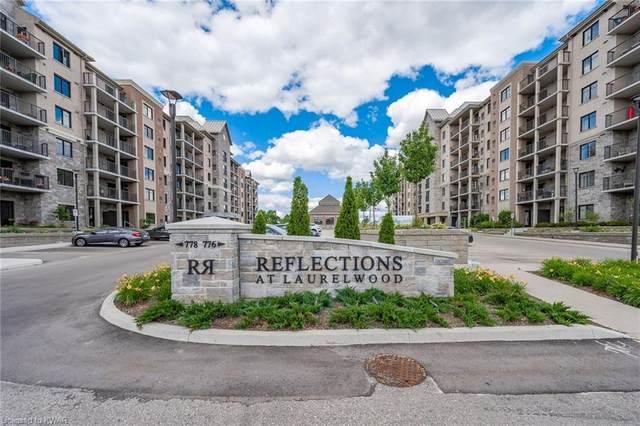778 Laurelwood Drive #506, Waterloo, ON N2V 0G3 (MLS #40132781) :: Envelope Real Estate Brokerage Inc.