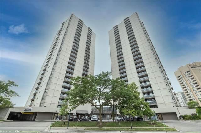 323 Colborne Street #1004, London, ON N6B 3N8 (MLS #40132944) :: Envelope Real Estate Brokerage Inc.