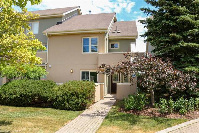 107 Wintergreen Place #119, The Blue Mountains, ON L9Y 0P8 (MLS #40132984) :: Forest Hill Real Estate Collingwood