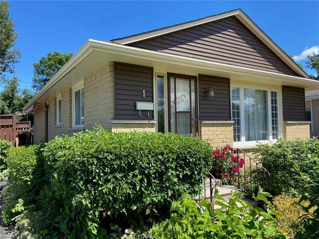 1 Dickson Road, Collingwood, ON L9Y 2X2 (MLS #40133037) :: Forest Hill Real Estate Collingwood