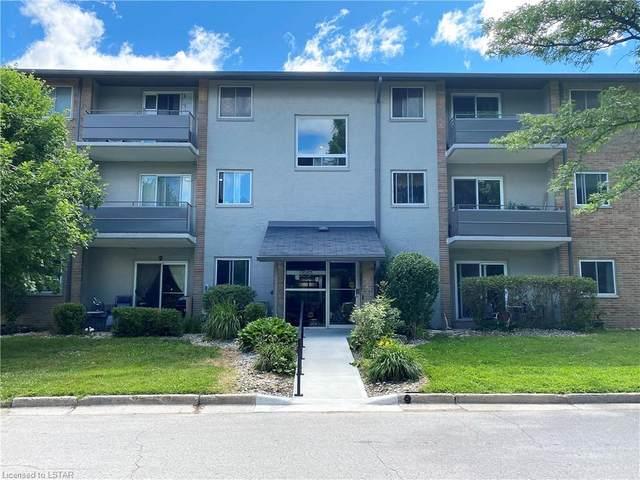 675 Wonderland Road S #5, London, ON N6K 1M1 (MLS #40133053) :: Envelope Real Estate Brokerage Inc.