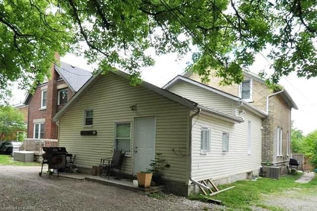 128 Weber Street E, Kitchener, ON N2H 1C9 (MLS #40133142) :: Envelope Real Estate Brokerage Inc.