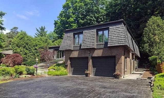252 Shakespeare Drive, Waterloo, ON N2L 2T6 (MLS #40133146) :: Envelope Real Estate Brokerage Inc.