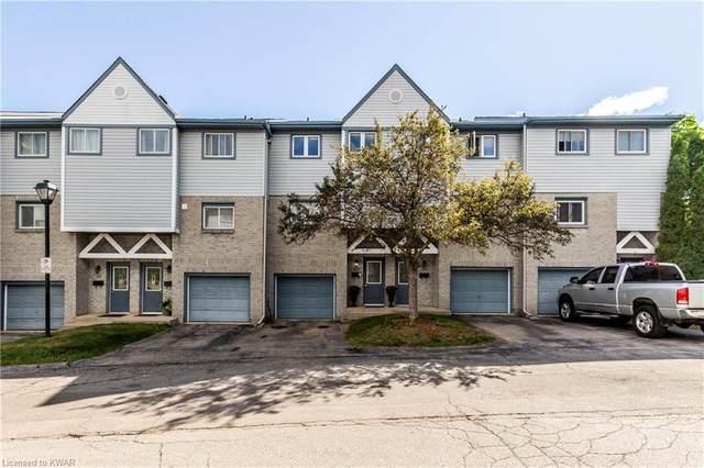 589 Beechwood Drive #32, Waterloo, ON N2T 2K9 (MLS #40133159) :: Envelope Real Estate Brokerage Inc.