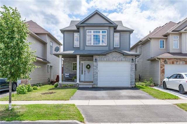106 Iron Gate Street, Kitchener, ON N2N 3R6 (MLS #40133202) :: Envelope Real Estate Brokerage Inc.
