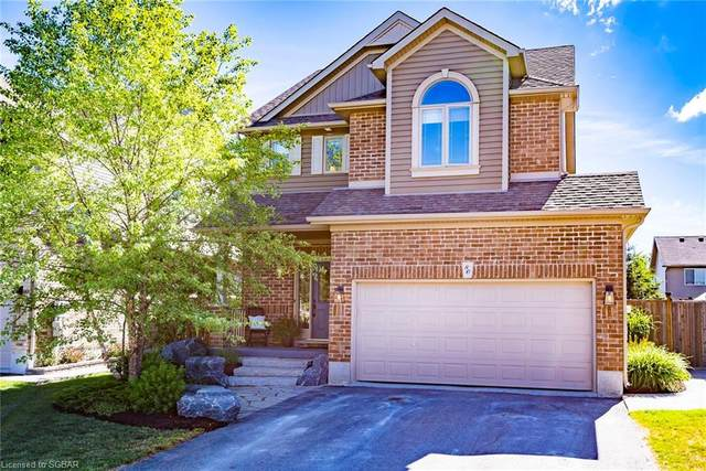 80 Chamberlain Crescent, Collingwood, ON L9Y 0C8 (MLS #40133218) :: Forest Hill Real Estate Collingwood