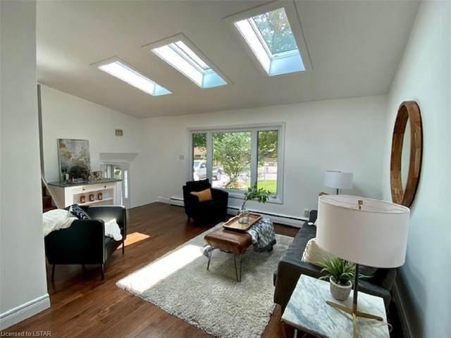 445 Ridgewood Crescent, London, ON N6J 3H6 (MLS #40133243) :: Envelope Real Estate Brokerage Inc.