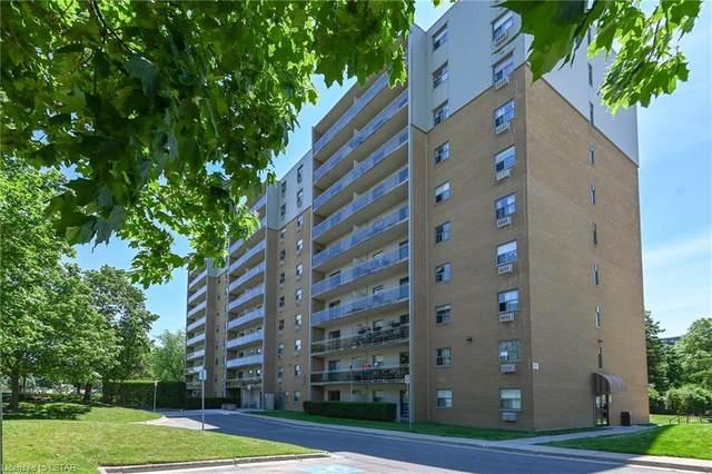 931 Wonderland Road S #212, London, ON N6K 2X6 (MLS #40133410) :: Envelope Real Estate Brokerage Inc.