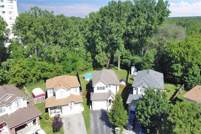 371 Ridgeview Court, London, ON N5Y 6H7 (MLS #40133412) :: Forest Hill Real Estate Collingwood