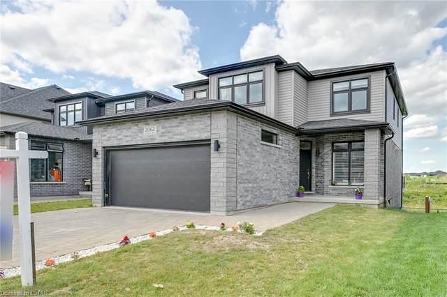 2062 Wateroak Drive, London, ON N6G 0P9 (MLS #40133442) :: Envelope Real Estate Brokerage Inc.