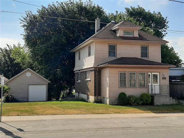517 Havelock Street, Lucknow, ON N0G 2H0 (MLS #40133531) :: Forest Hill Real Estate Collingwood