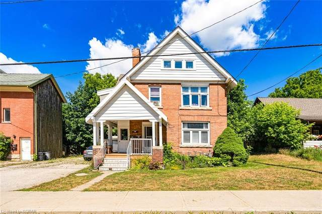 1114 4TH Avenue E, Owen Sound, ON N4K 2P4 (MLS #40133532) :: Forest Hill Real Estate Collingwood