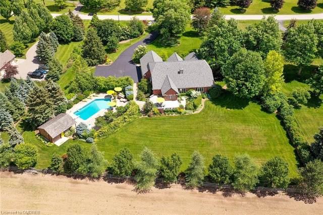 6672 Carriage Trail, Burlington, ON L7P 0J6 (MLS #40133558) :: Forest Hill Real Estate Collingwood
