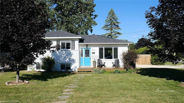 267 Hickory Street, Collingwood, ON L9Y 3G2 (MLS #40133576) :: Forest Hill Real Estate Collingwood