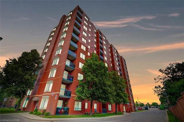 76 Baseline Road W #1001, London, ON N6J 4X6 (MLS #40133582) :: Envelope Real Estate Brokerage Inc.