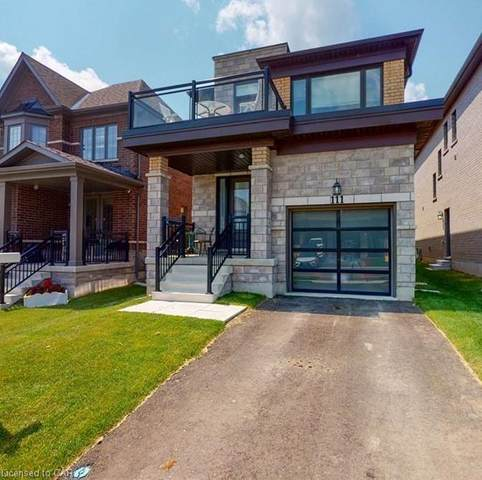 111 Huntingford Trail, Woodstock, ON N4T 0M2 (MLS #40133623) :: Forest Hill Real Estate Collingwood