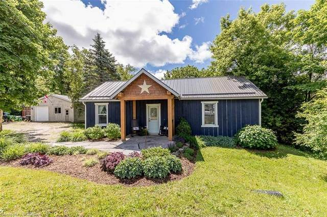 1023 124 COUNTY Road, Singhampton, ON N0C 1M0 (MLS #40133688) :: Forest Hill Real Estate Collingwood